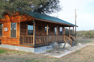 Front of the Guest House at The Ranch